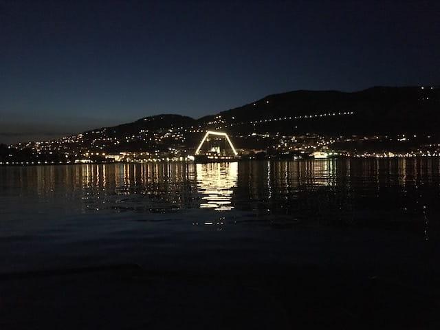 Guide pour naviguer de nuit en bateau solaire