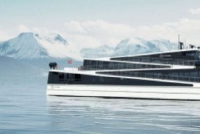 Ships of the future -Norwegian electric catamaran 150x more powerful than SeaZen