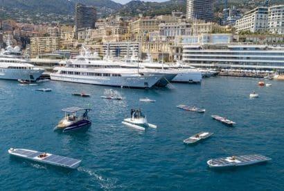 SeaZen invité au Monaco Solar Boat Challenge