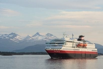 Eco Tourism - Eco cruising is coming to Norway