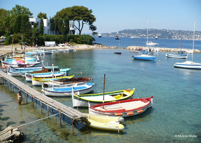 The most beautiful sites in Antibes Juan-les-Pins