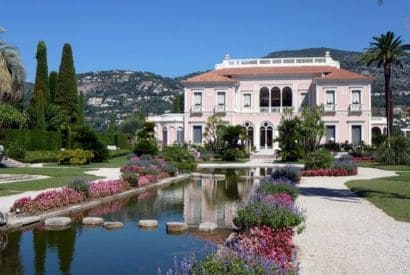 Villa of the Côte d'Azur - Ephrussi de Rothschild