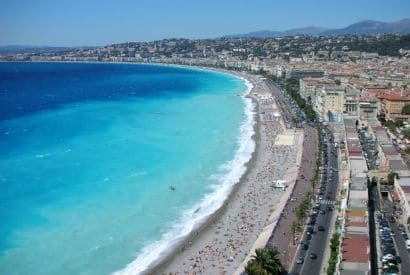 Idea of ??stay: One day in Nice