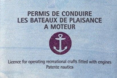 When do I need a boating licence?
