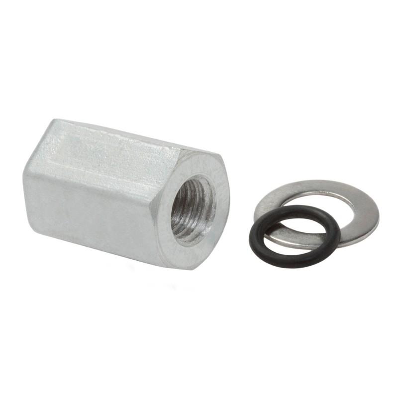 Une anode et un joint suffisent pour l'entretien du moteur électrique