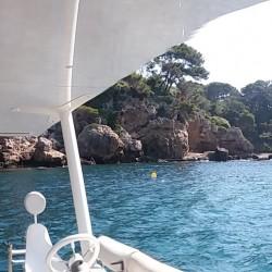 Croisière privée sur le Côte d'Azur