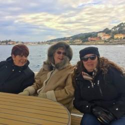 Off-season boat trip