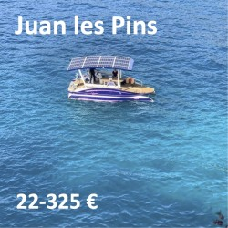 Boat tour from Antibes - Juan les Pins