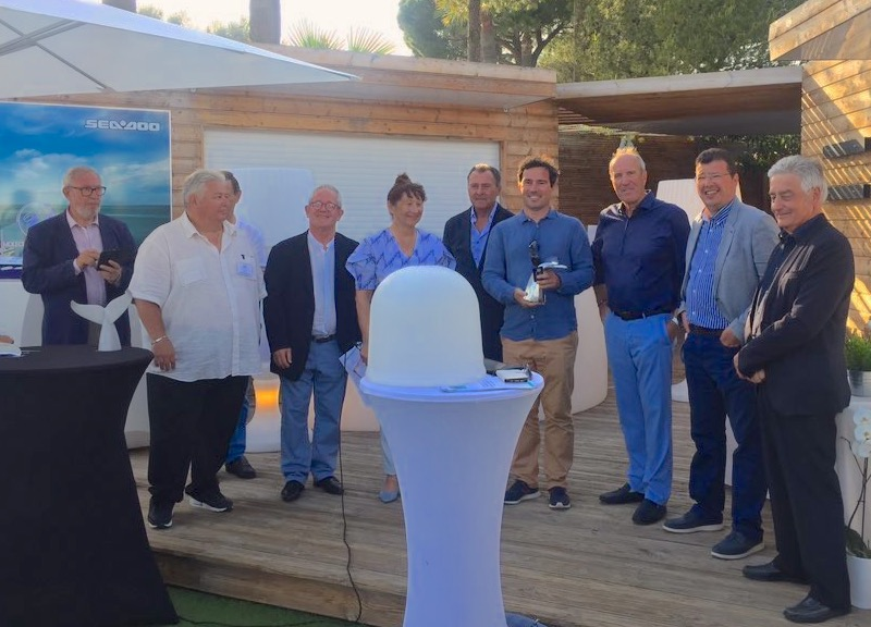 Marina High Tech Trophy at Marina Baie des Anges in the presence of Marc Pageot