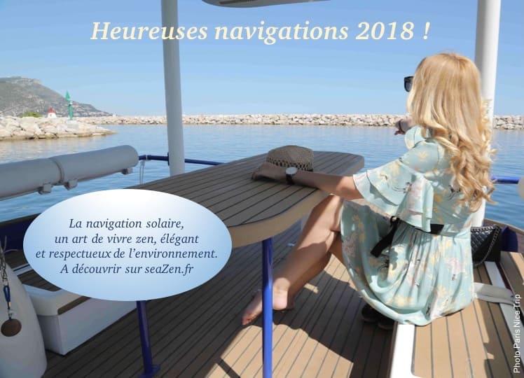 Toute l'équipe seaZen vous souhaite une très bonne année 2018