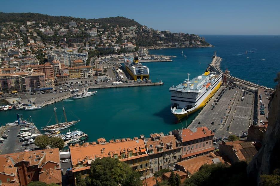 Port Lympia de Nice