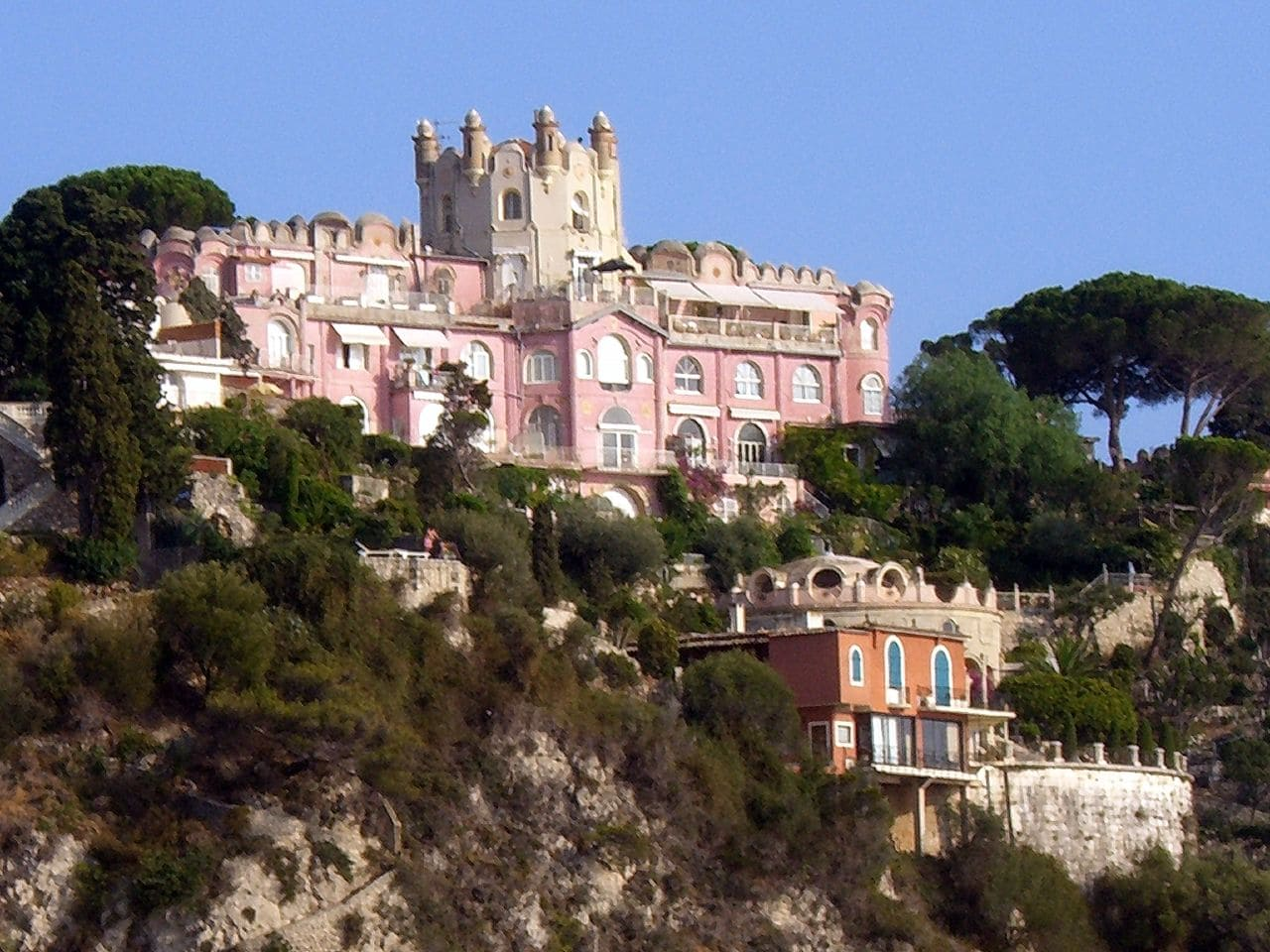 The Castle of the English at Nice