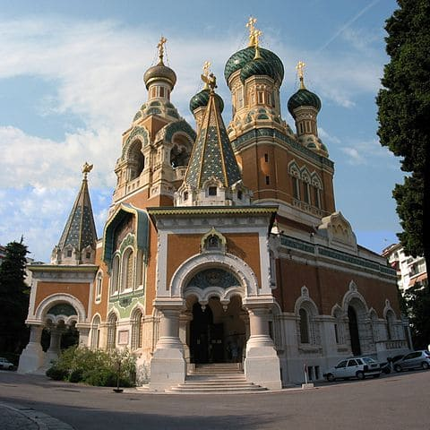 Russian Orthodox Cathedral of Nice
