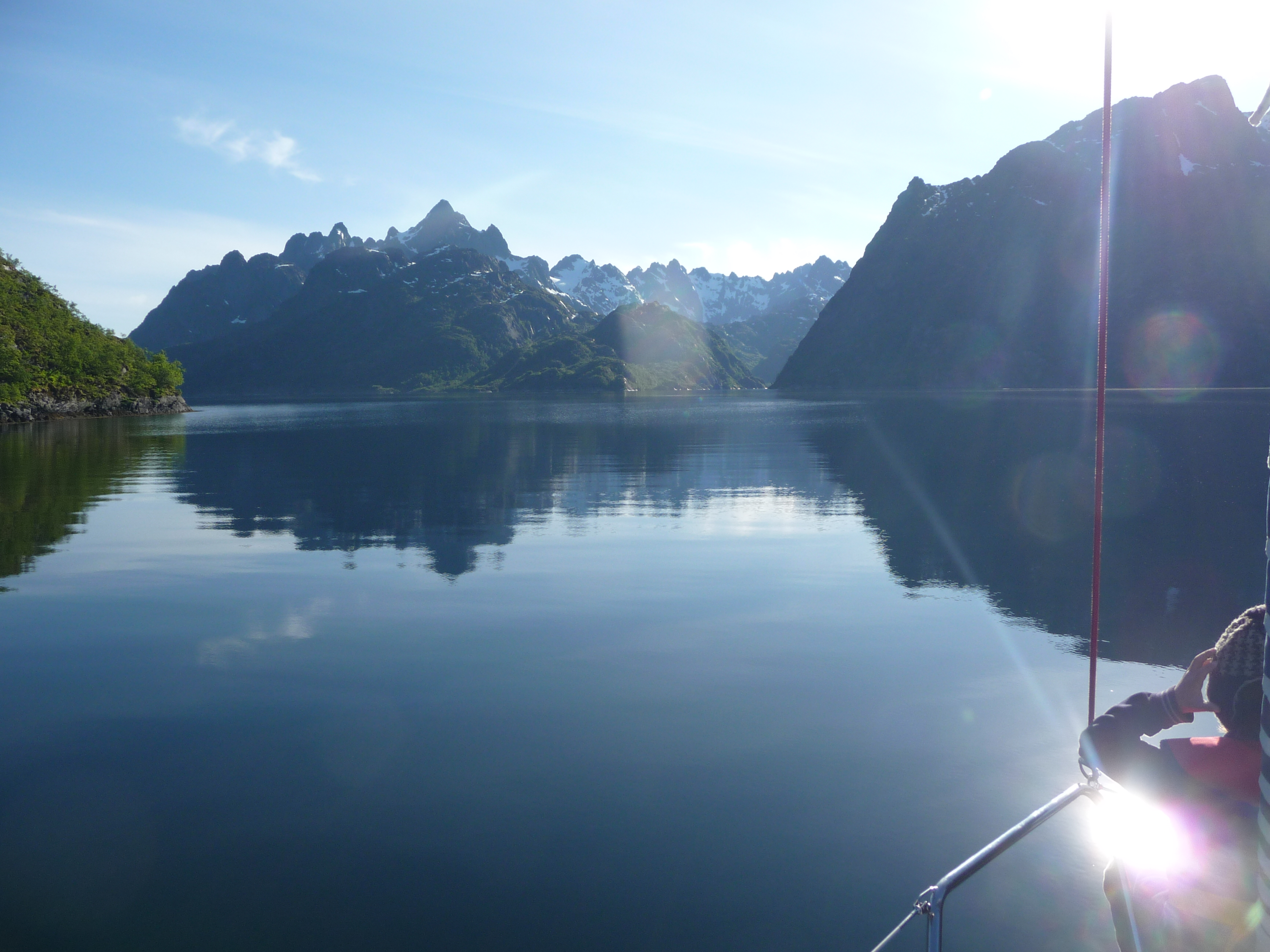 The Lofoten Islands are one of the jewels of Norway