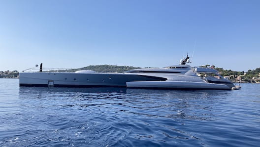 Yacht Galaxy of Happiness