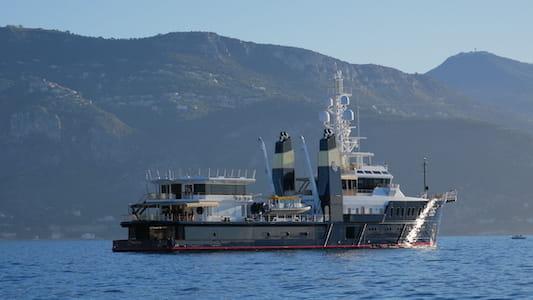 Yacht Sherpa