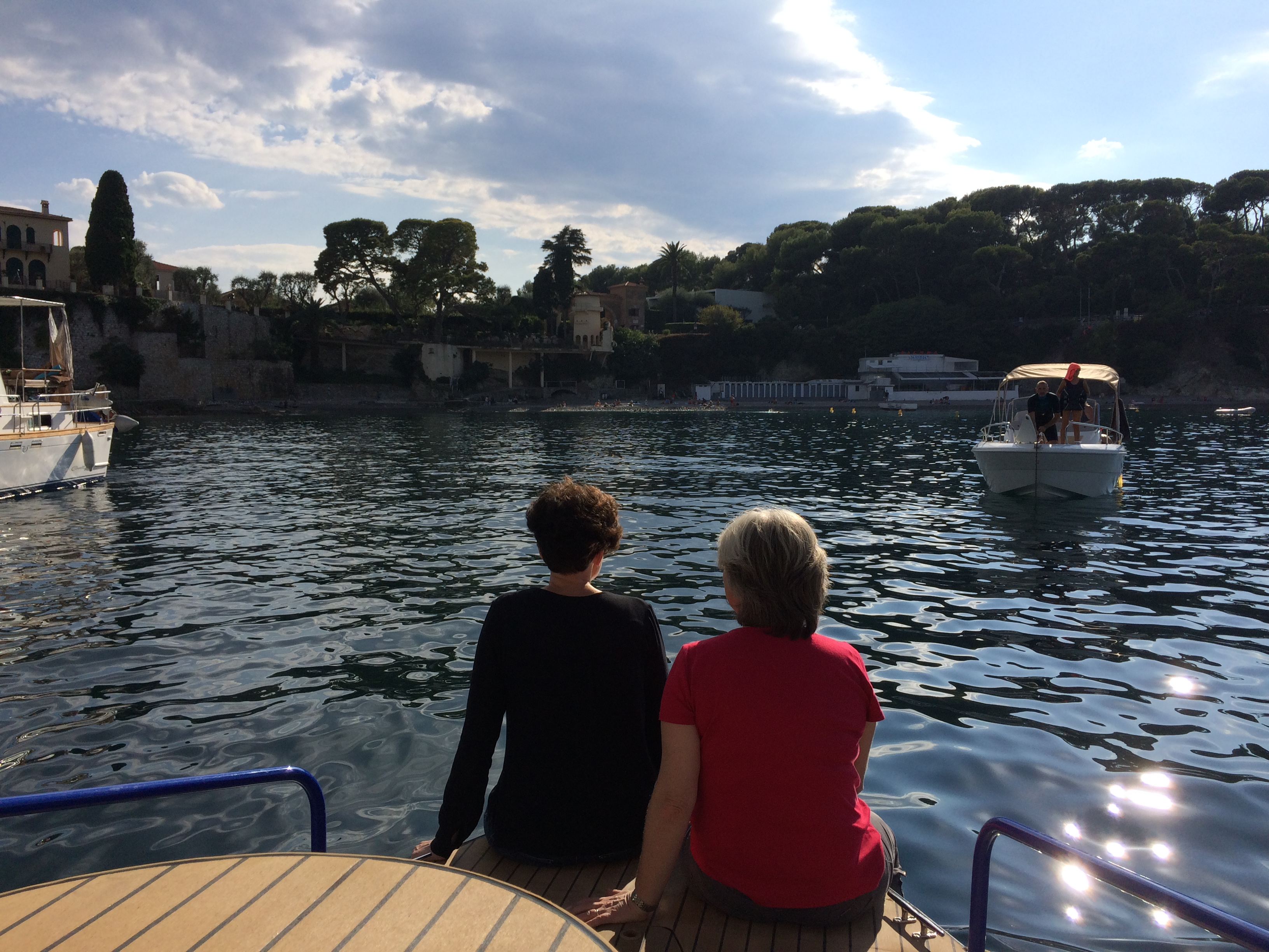 The art of contemplation ... a new approach to the Côte d'Azur