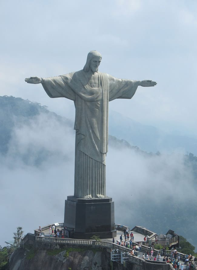 The Christ Redeemer at Corcovado