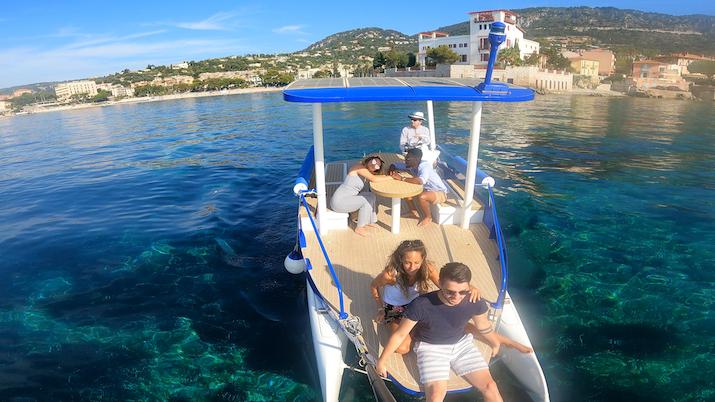 La navigation solaire est la destination préférée des voyageurs à Nice selon TripAdvisor